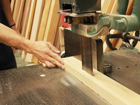 木材の加工について