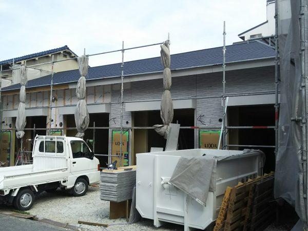 ガレージハウス施工例 4